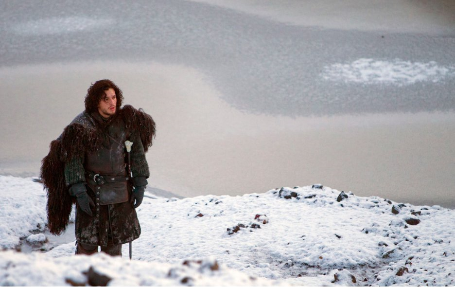 Image from http://io9.com/5981782/jon-snow-explains-exactly-how-cold-it-is-beyond-the-wall